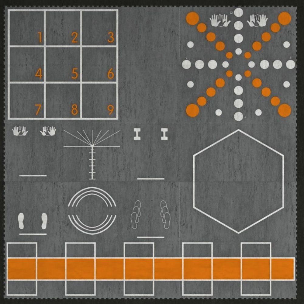 Hatlex 174 Store Pavigym Functional Zone 20m