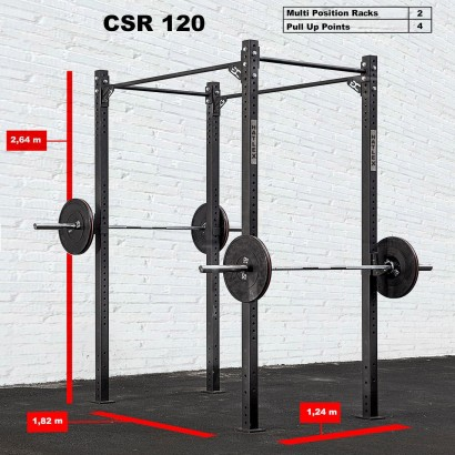 CROSS STATION + RACK 120