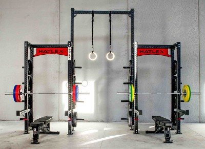 POWER RACK HD1 - VULCANO