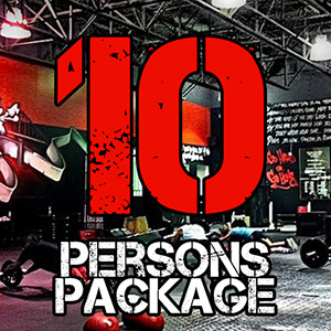 10 Persons Package