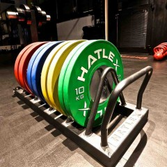 SUPER COMPETITION BUMPERS RACK