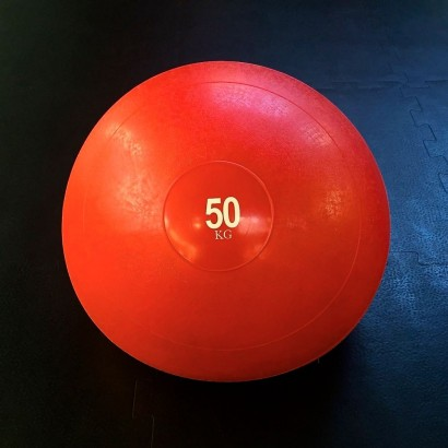 POWER BALL 50kg RED