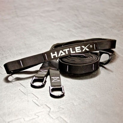 COMPETITION STRAPS FOR GYMNASTIC RINGS