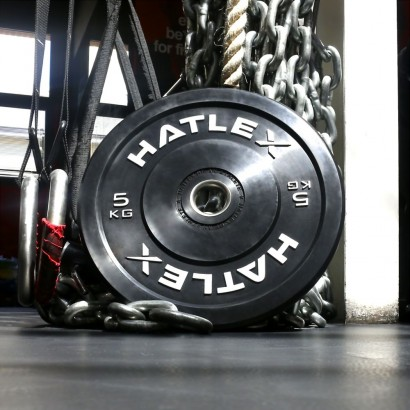 Training Black Bumper 5kg