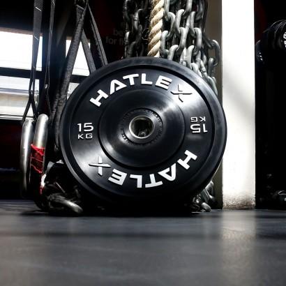 Training Black Bumper 15kg