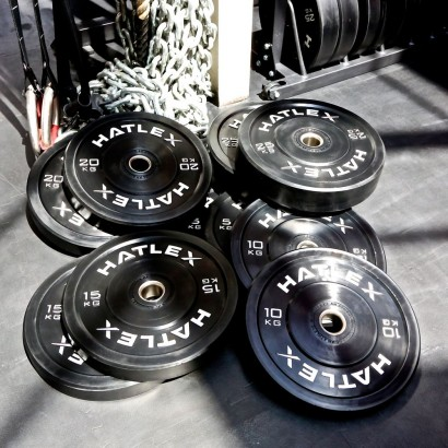 TRAINING BUMPERS 150Kg PACKAGE