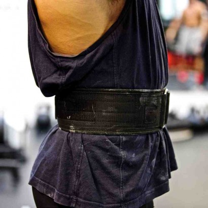 WEIGHTLIFTING BELT - SIZE S