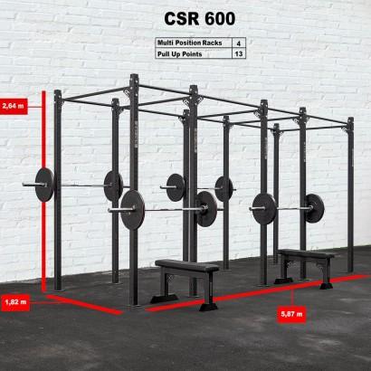 CROSS STATION + RACK 600