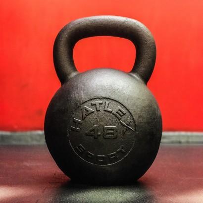 KETTLEBELL RAW TOP GRADE 48 kg