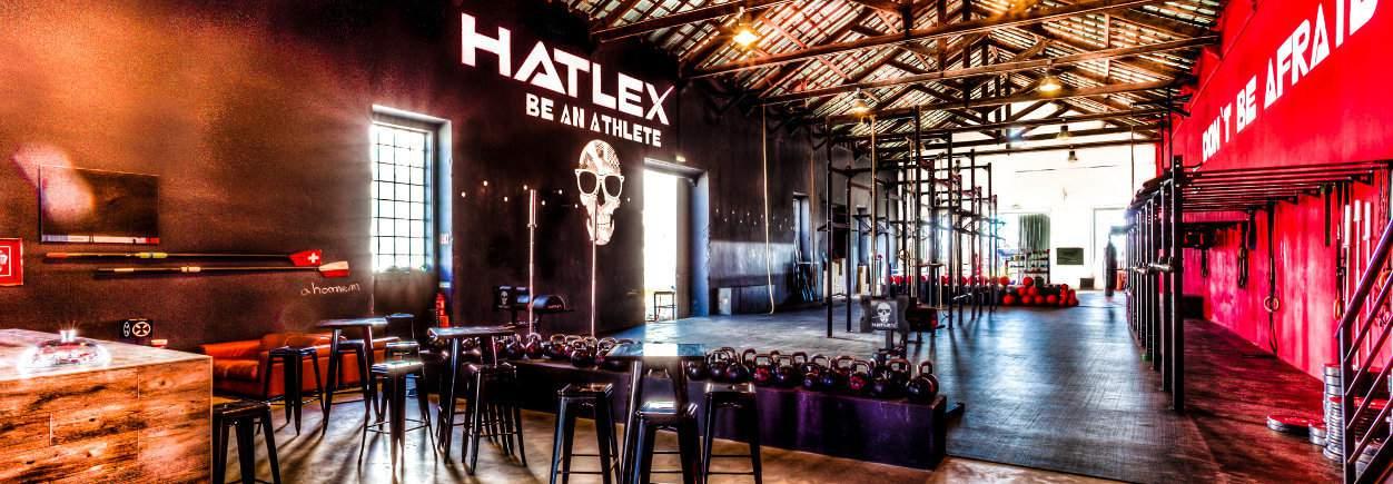 Hatlex Costruisci la tua palestra